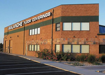 Avalanche Flooring Building, Ft. Collins, Colorado